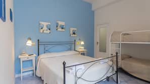 1 camera, biancheria da letto di alta qualità, materassi in memory foam