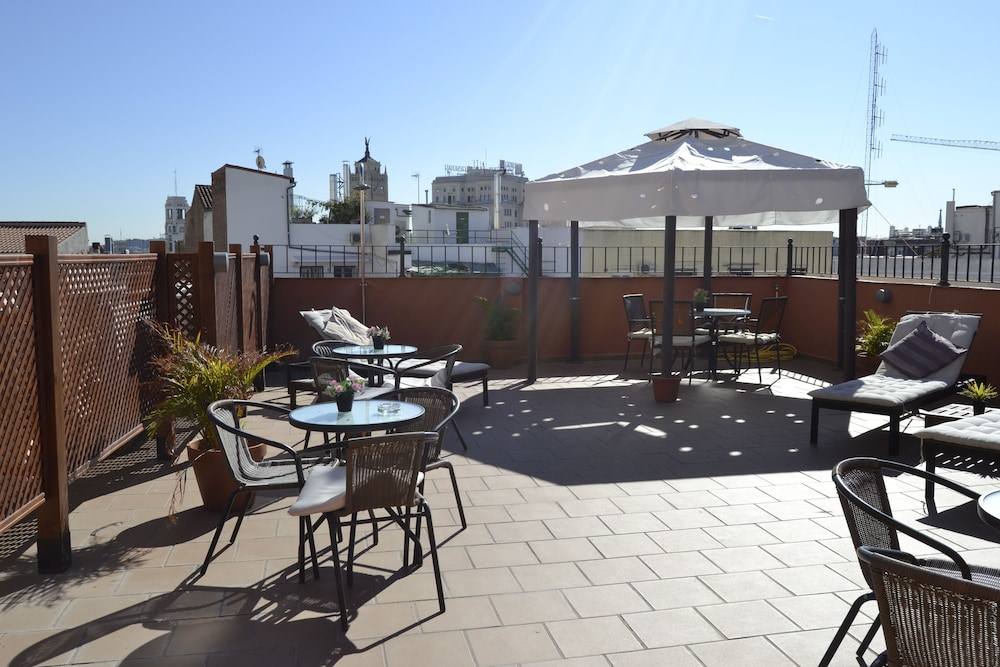 Terrace/Patio, New Point Madrid
