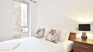 1 bedroom, cots/infant beds, free WiFi, wheelchair access