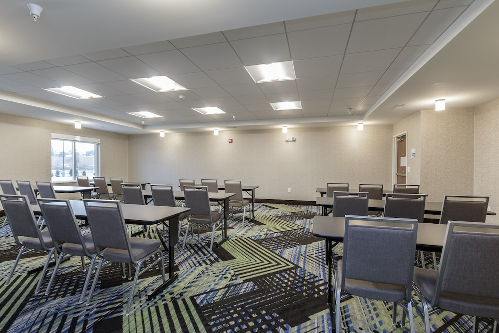 Meeting Facility, Holiday Inn Express & Suites South Bend - South, an IHG Hotel