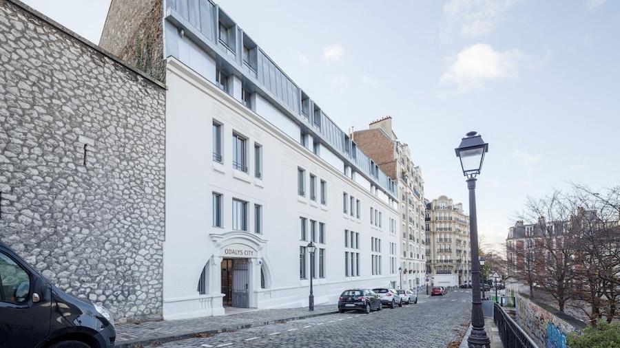 Odalys City Paris Montmartre