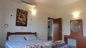 2 Schlafzimmer, kostenpflichtige Zustellbetten