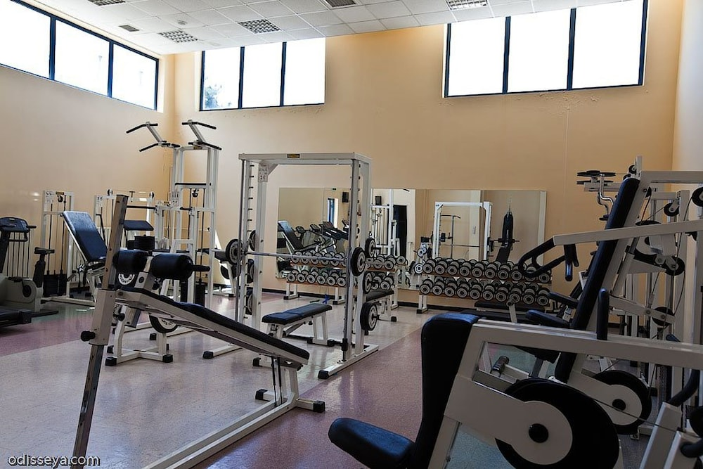 Gym, Odisseya Resort