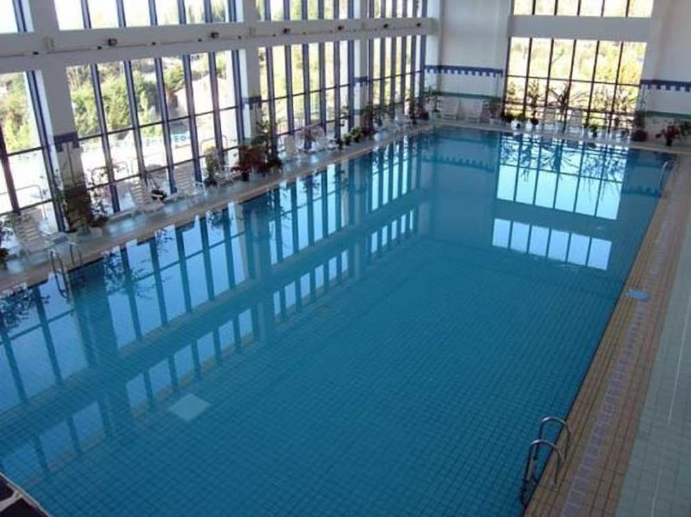 Indoor Pool, Odisseya Resort