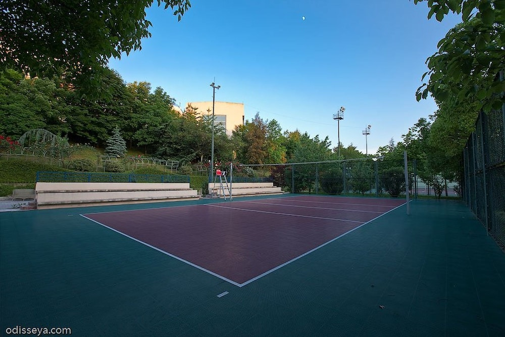 Tennis Court, Odisseya Resort