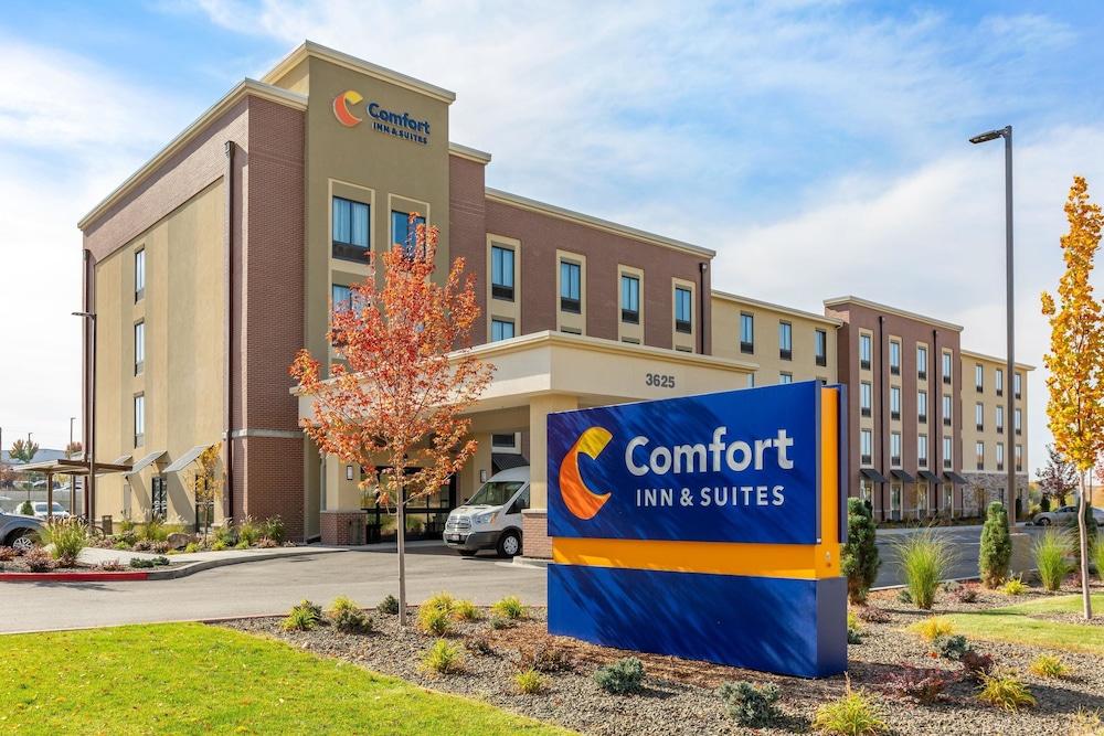comfort inn suites in boise hotel rates reviews on orbitz rh orbitz com