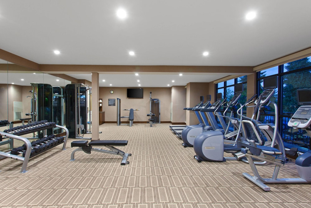 Fitness Facility, Residence Inn by Marriott Seattle Sea-Tac Airport