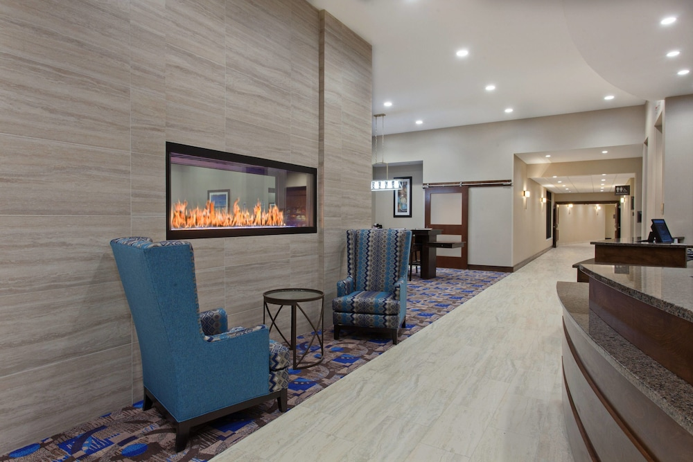 Lobby, Residence Inn by Marriott Seattle Sea-Tac Airport