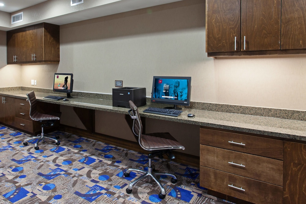 Business Center, Residence Inn by Marriott Seattle Sea-Tac Airport