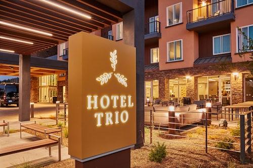 Check Expedia for Availability of Hotel Trio Healdsburg