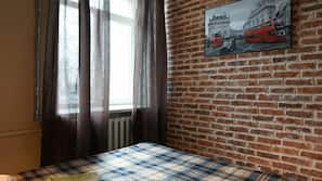 Zimmersafe, schallisolierte Zimmer, Bügeleisen/Bügelbrett