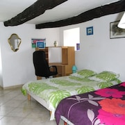 House With 3 Bedrooms in Pleumeur Bodou, With Furnished Garden and Wifi - 5 km From the Beach