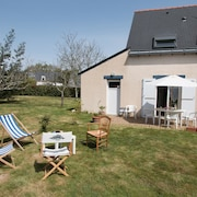 House With 4 Bedrooms in Baden, With Furnished Garden and Wifi - 5 km From the Beach