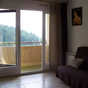 Studio in Villard-de-lans, With Wonderful Mountain View and Balcony - 20 m From the Slopes