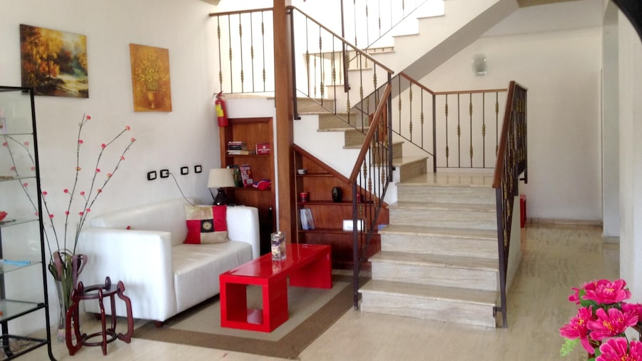 House With one Bedroom in Boca Chica, With Wonderful City View and Shared Pool - 600 m From the Beach