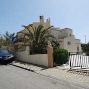 House With 3 Bedrooms in Parchal, With Wonderful sea View, Enclosed Garden and Wifi - 3 km From the Beach