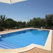 Villa With 4 Bedrooms in Silves, With Wonderful Mountain View, Private Pool, Enclosed Garden - 10 km From the Beach