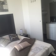 Apartment With one Bedroom in Venaco, With Wonderful Mountain View, Furnished Balcony and Wifi - 50 km From the Beach