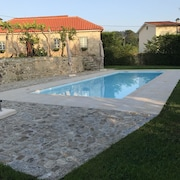 House With one Bedroom in Barcelos, With Pool Access, Enclosed Garden and Wifi - 20 km From the Beach