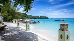 Ubicación a pie de playa