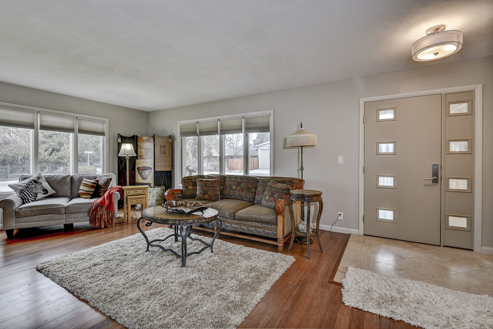 Living Room, Beautifully Updated. Convenient Central Boise Location