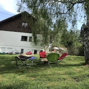 Chalet With 6 Bedrooms in Wangenbourg-engenthal, With Furnished Garden and Wifi - 40 km From the Slopes