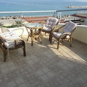 House With 2 Bedrooms in Kiato, With Wonderful sea View and Terrace