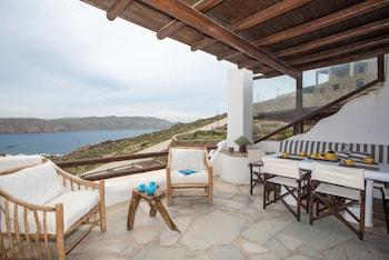 Sea Breeze Balcony of Mykonos