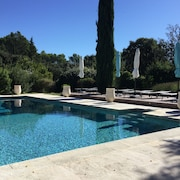 Renovated House in the Middle of the Luberon Hill With Private Pool