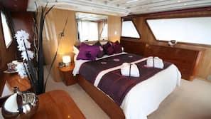 1 개의 침실, 고급 침구, 객실 내 금고, 다리미/다리미판