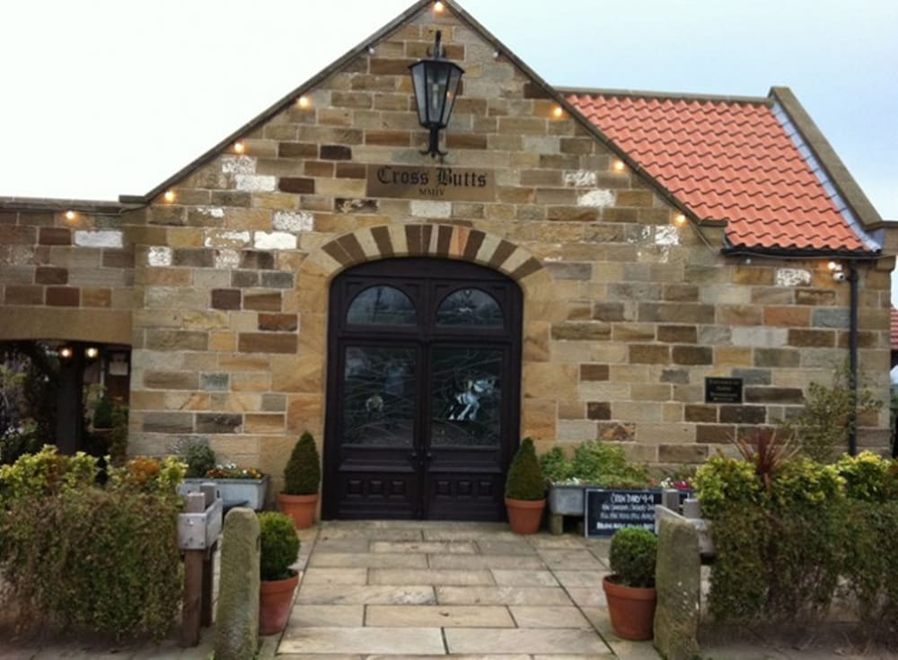 Front of Property, The Stables at Cross Butts