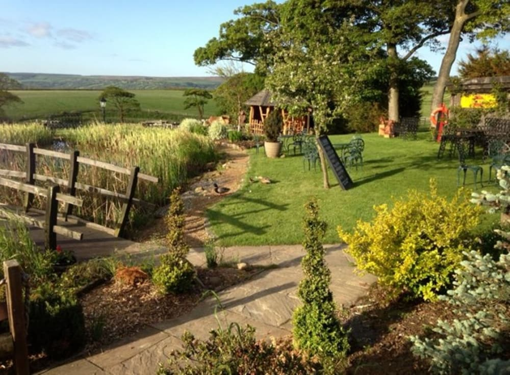 Garden, The Stables at Cross Butts