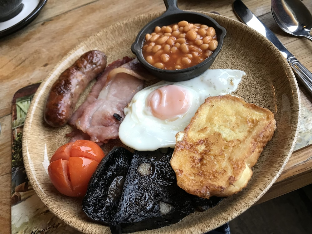 Breakfast Meal, The Stables at Cross Butts