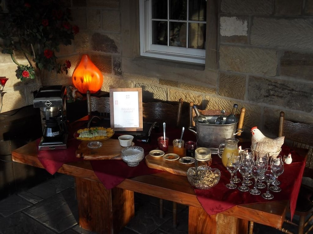 Breakfast buffet, The Stables at Cross Butts