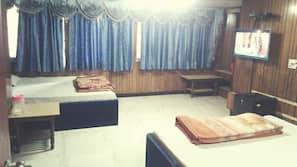 客房内保险箱、熨斗/熨衣板、免费 WiFi