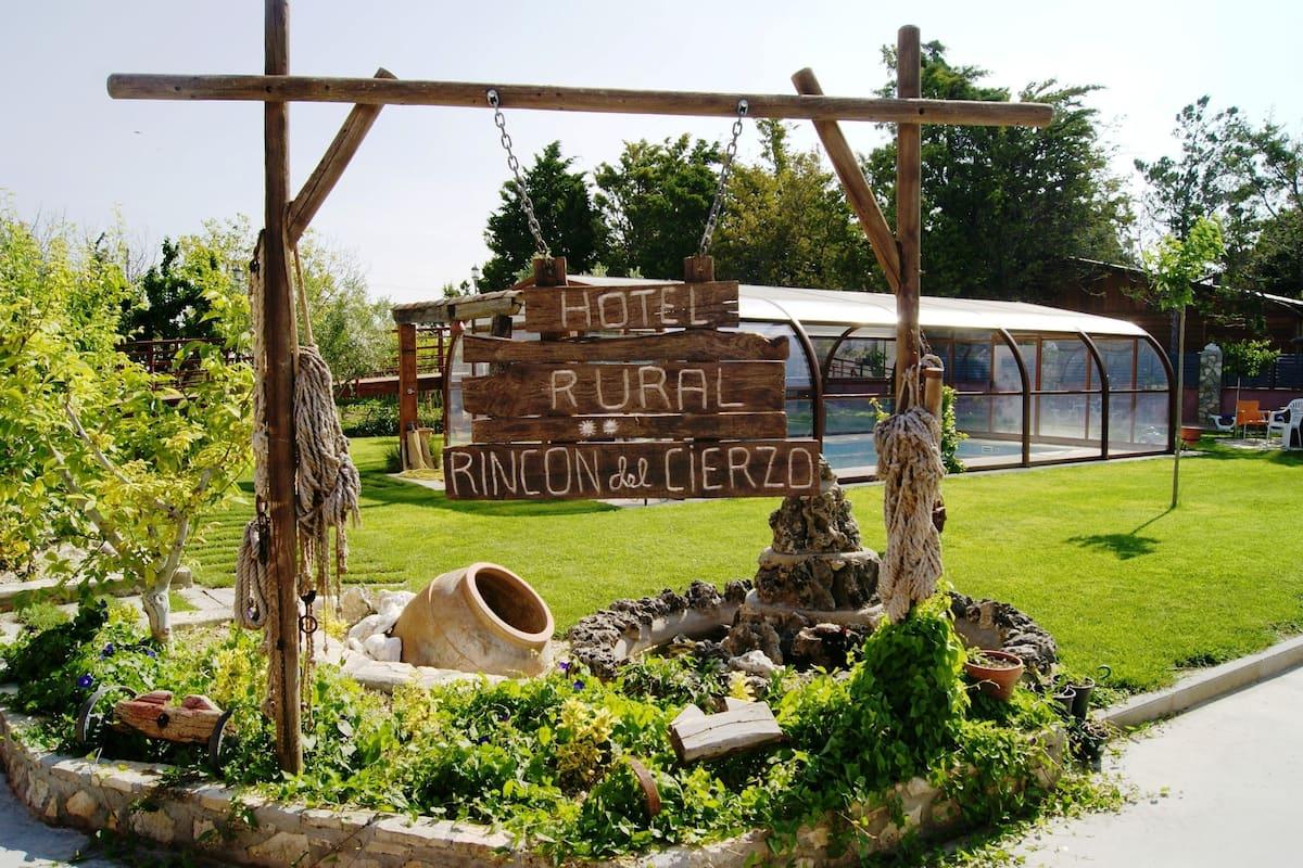 Hotel Rural Rincón Del Cierzo In Lecera Expedia