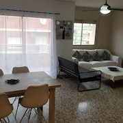 Apartment With 2 Bedrooms in Dénia, With Wonderful City View and Furnished Balcony