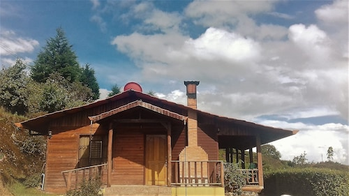 Fully Equipped Cabin, Located in the Highlands of the Talamanca Range
