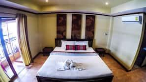 ตู้นิรภัยในห้องพัก, ผ้าม่านกันแสง, เตียงเสริม/เปล, Wi-Fi ฟรี