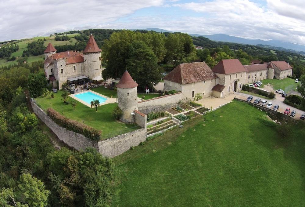 code promo choisir officiel vente chaude authentique Château Chapeau Cornu in Vignieu   Hotel Rates & Reviews on ...