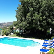 Villa With 5 Bedrooms in Agueda, With Wonderful Mountain View, Private Pool, Enclosed Garden - 45 km From the Beach