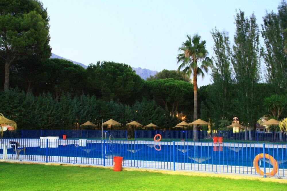 Outdoor Pool, Camping Sierra de las Nieves