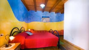 Minibar, desk, free cribs/infant beds, free WiFi
