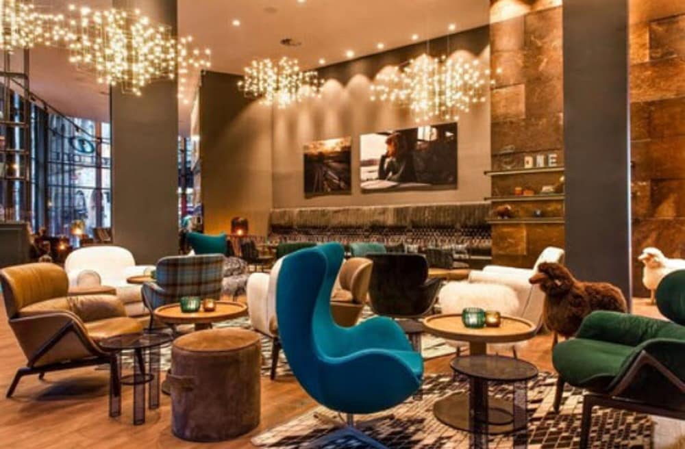 Bar, Motel One Glasgow
