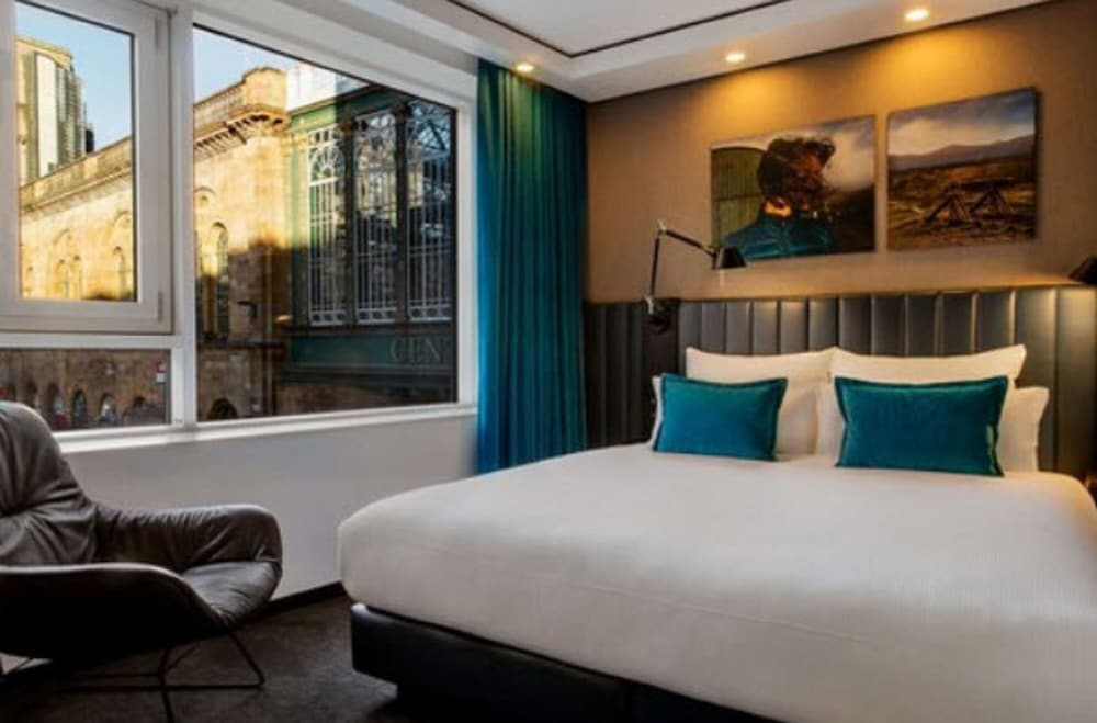 Room, Motel One Glasgow