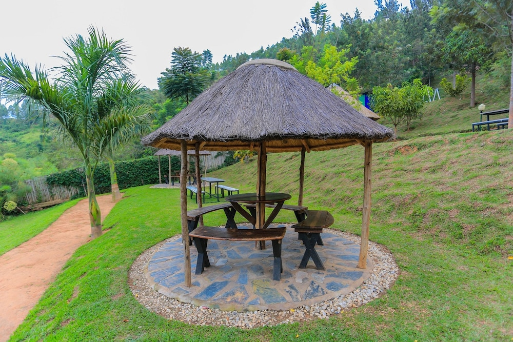 Gazebo, The King Fish Beach Hotel