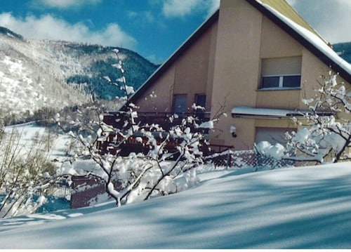 Apartment With 2 Bedrooms in Oderen, With Wonderful Mountain View, Shared Pool, Furnished Garden - 20 km From the Slopes