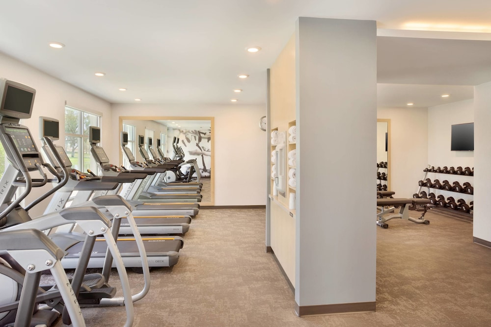 Fitness Facility, Residence Inn by Marriott Phoenix Chandler/South