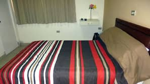 In-room safe, rollaway beds, free WiFi, linens