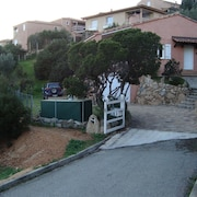 Villa With 3 Bedrooms in Sartène, With Enclosed Garden and Wifi - 200 m From the Beach